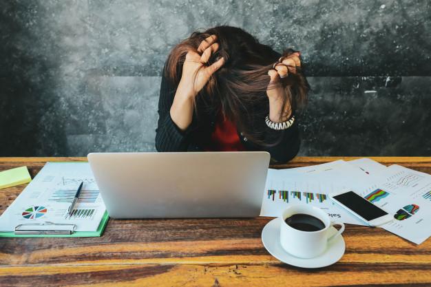 doenças mentais no trabalho