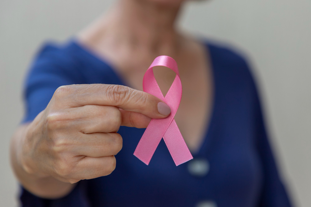 Outubro Rosa: Mês de conscientização sobre o câncer de mama